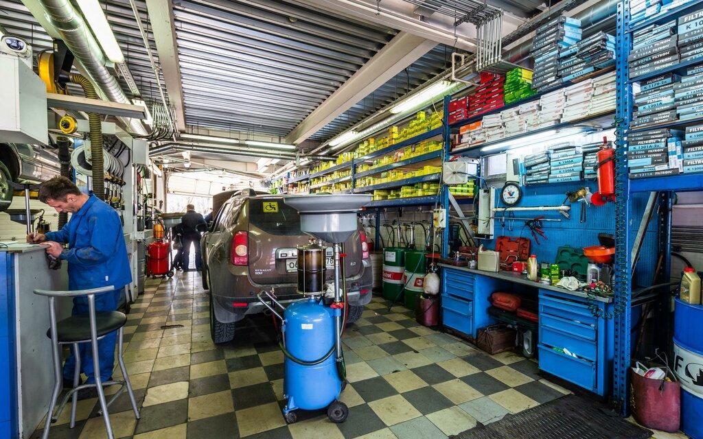 автосервис, автотехцентр — WinAuto-Express — Санкт-Петербург, фото №2