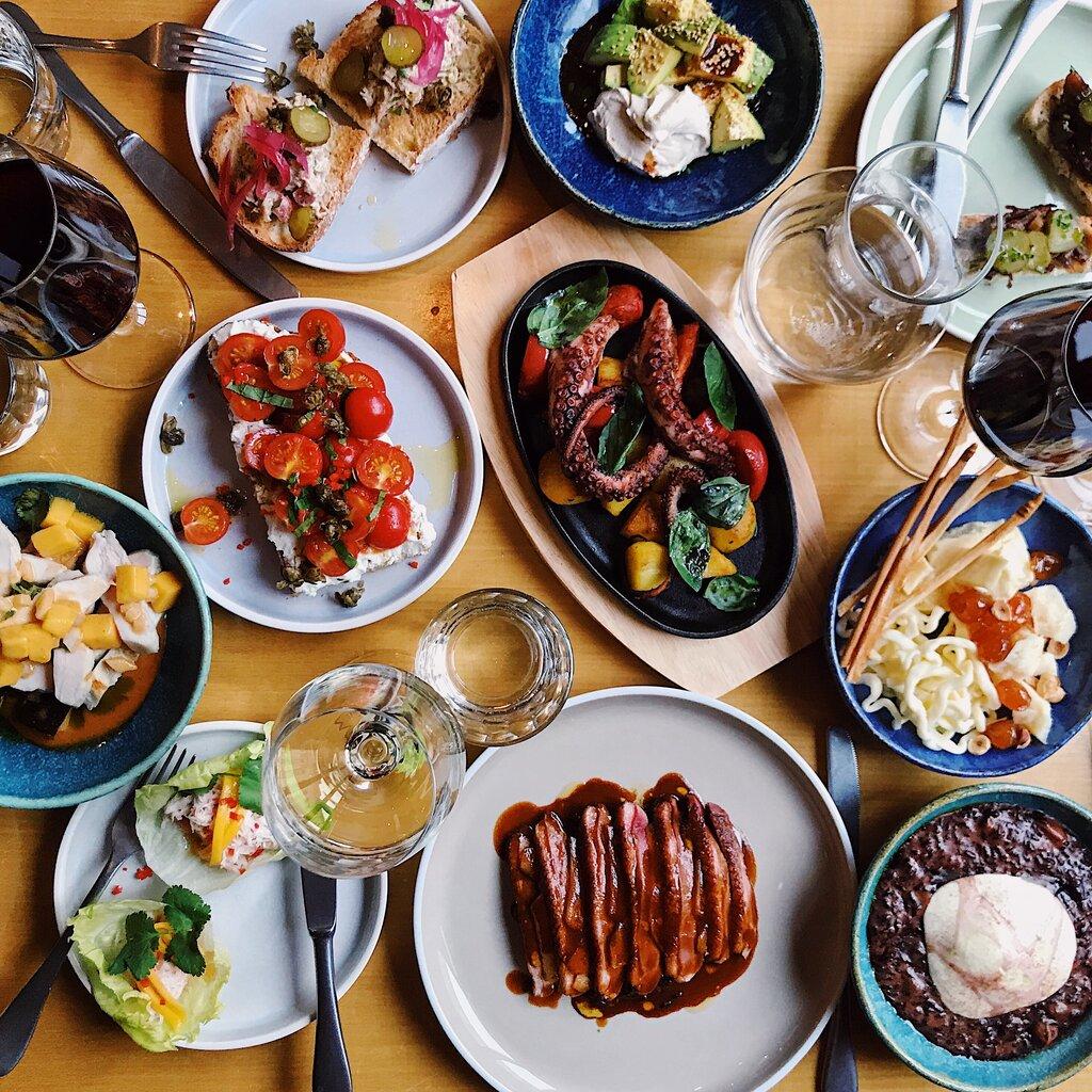 ресторан — Техникум — Москва, фото №2