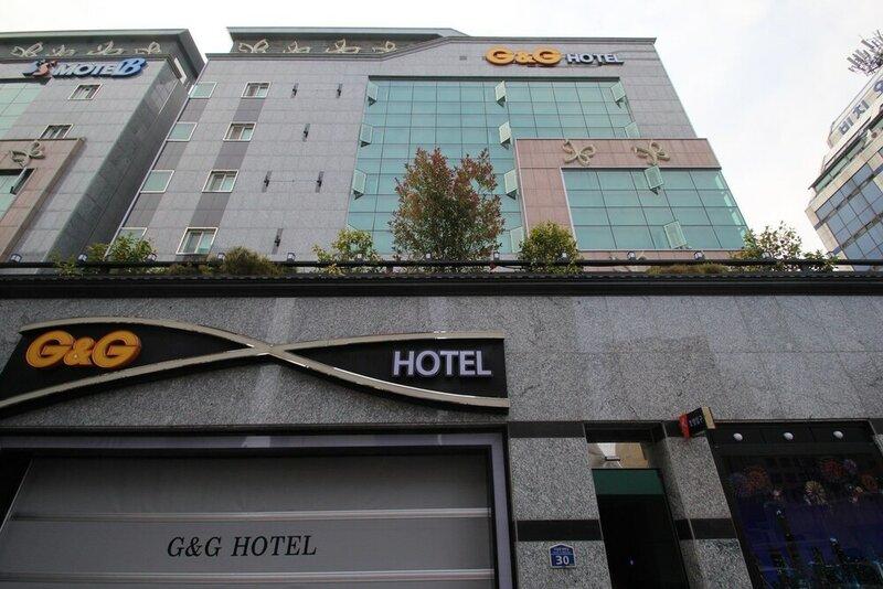G&g Hotel Yeonsan