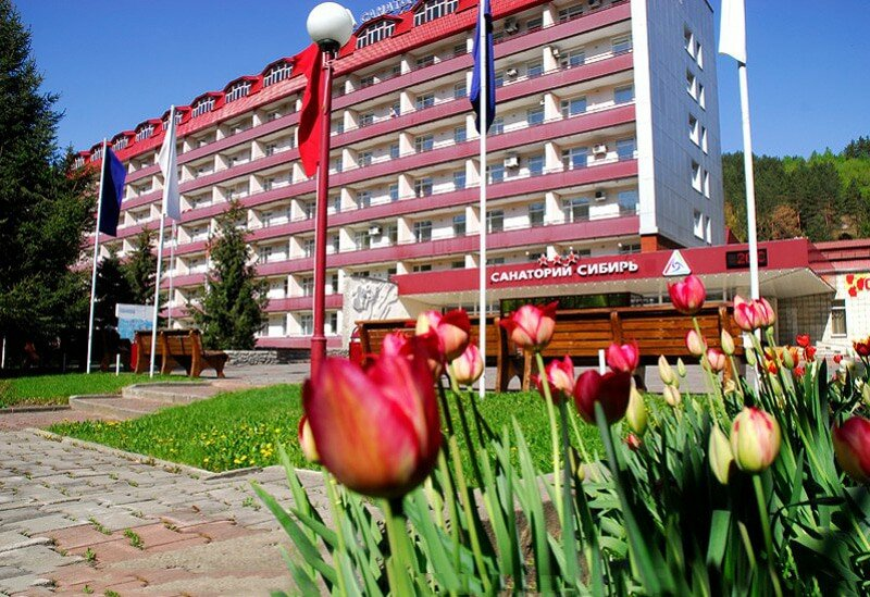санаторий — Санаторий Сибирь — Белокуриха, фото №5