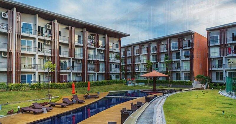 Samui Pool View Apartment