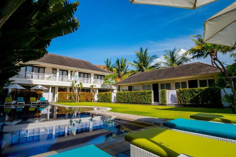 Отель Montigo Resorts Seminyak