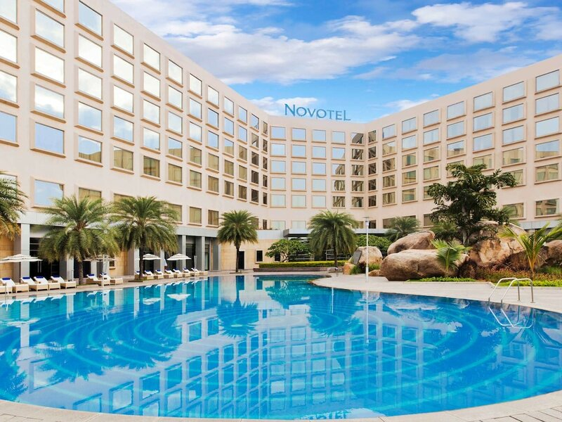 Novotel Hyderabad Convention Centre Hotel