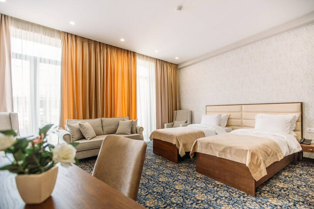 гостиница — Sota Metekhi Hotel — Тбилиси, фото №1