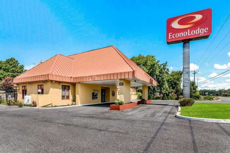 Econo Lodge Pocomoke City Hwy 13