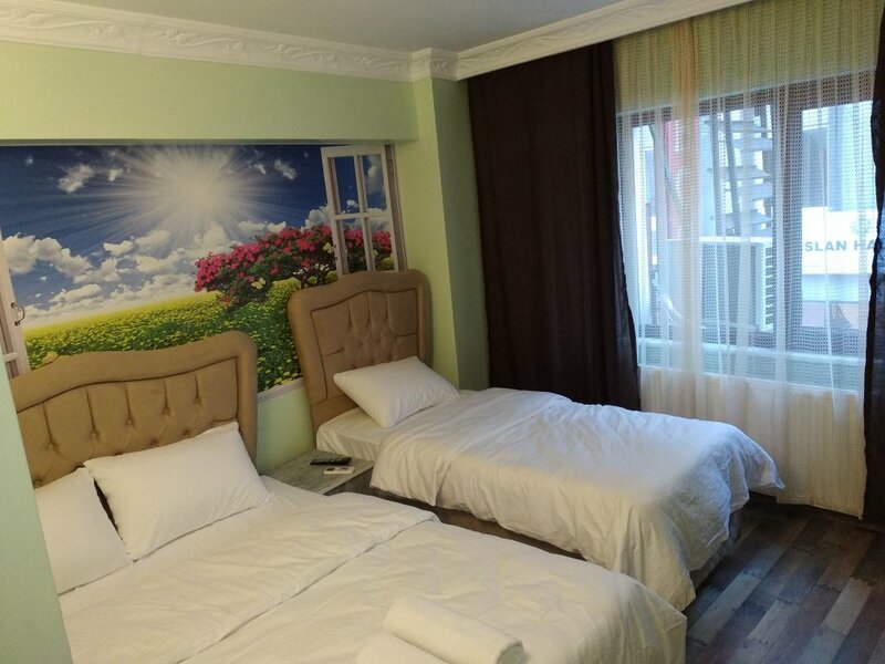 Отель Ipekçi