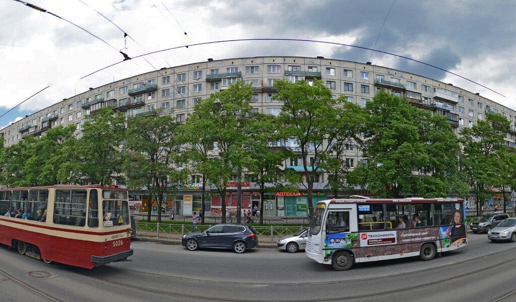 Панорама магазин одежды — Магазин Мужские и женские брюки — Санкт-Петербург, фото №1