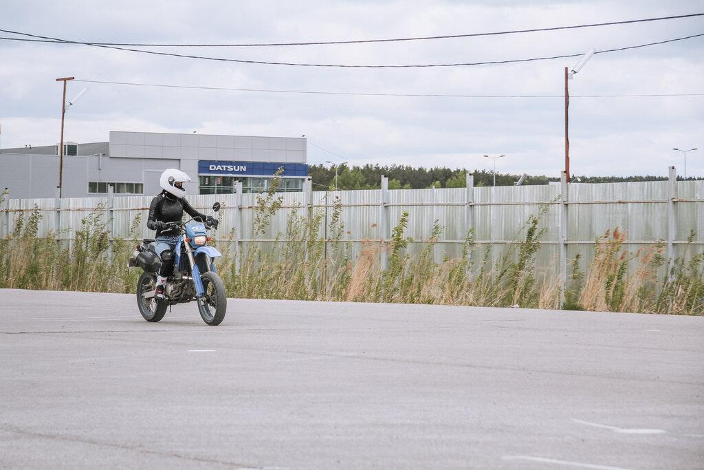 мотодром — Мотошкола Borzo — Пермь, фото №8