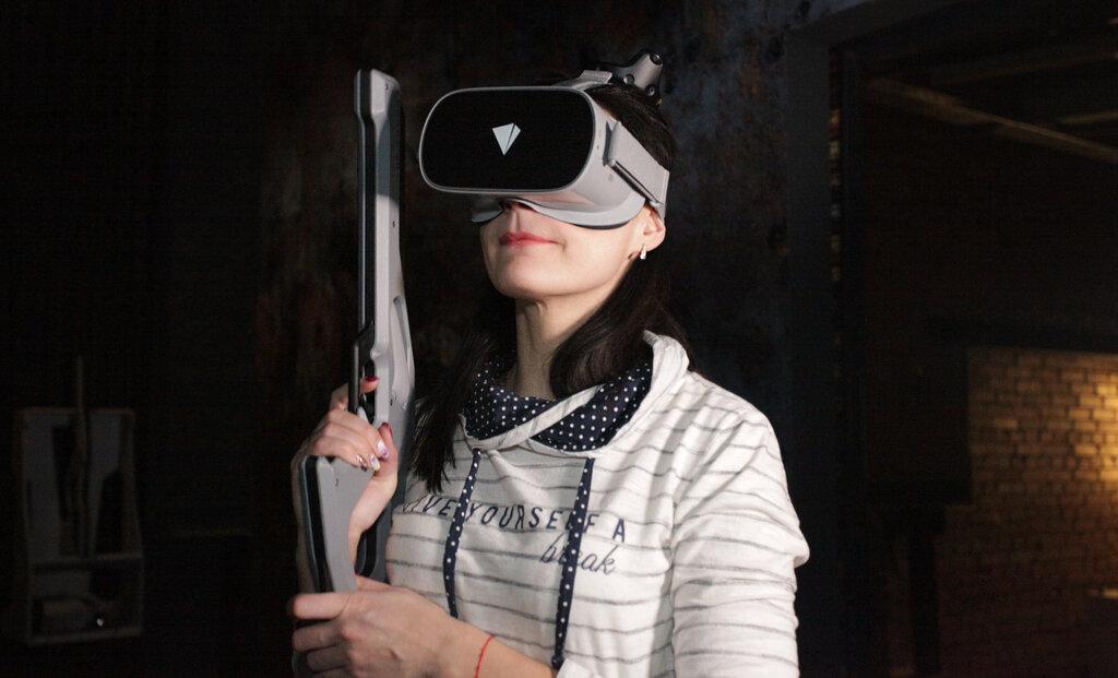 клуб виртуальной реальности — Engage Vr — Москва, фото №9