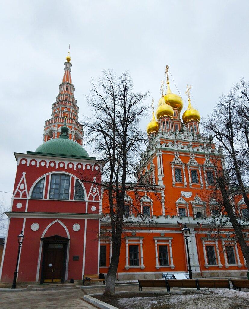 православный храм — Храм Воскресения Христова в Кадашах — Москва, фото №7