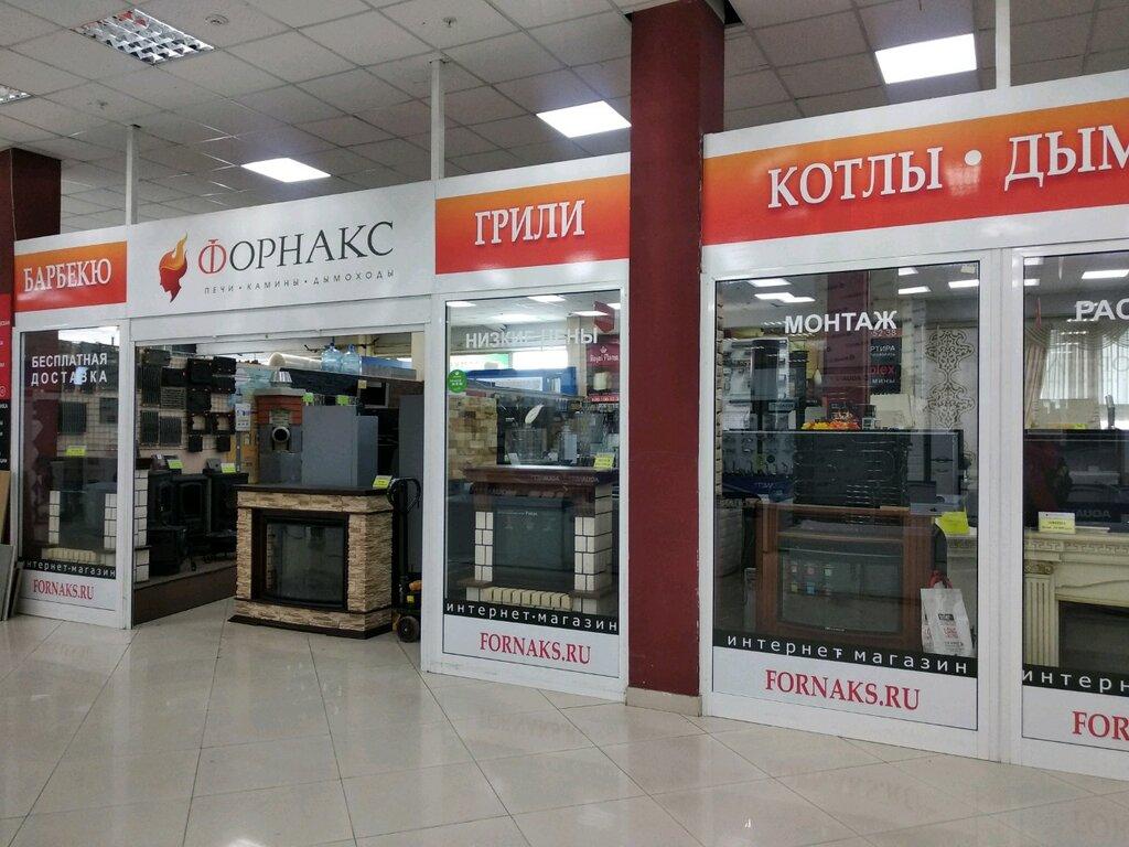 камины, печи — Форнакс — Новосибирск, фото №1