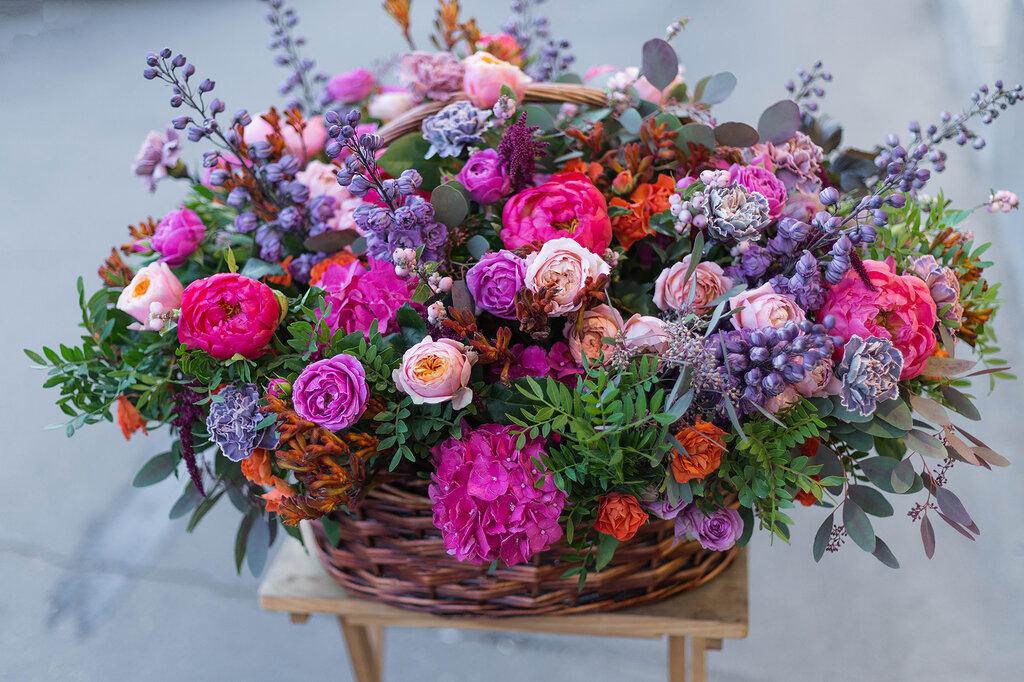 магазин цветов — Virgin's Bloom — Москва, фото №9