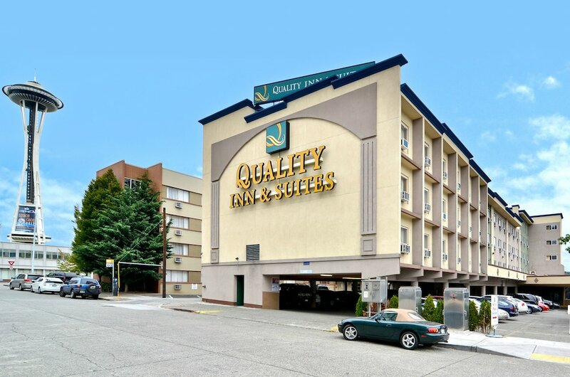 Quality Inn & Suites Hotel Seattle Center