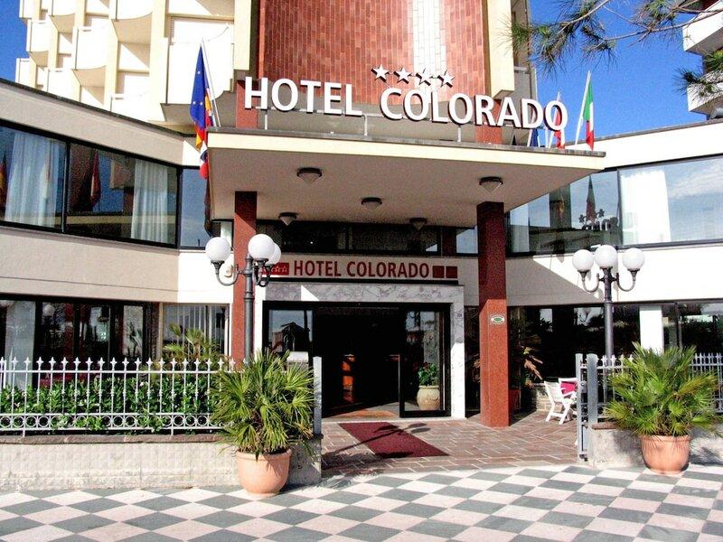 Отель Colorado