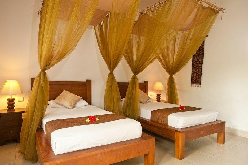 Teras Bali Sidemen - Rice Terrace Bungalows & SPA