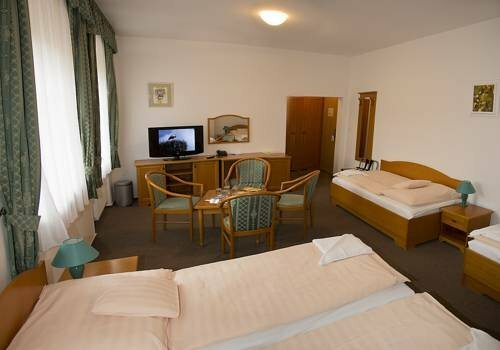 Hotel U Sladka