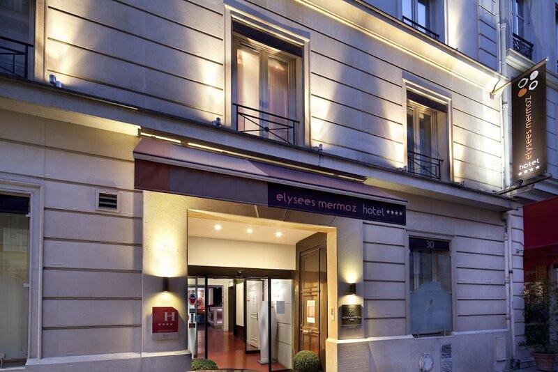 Hôtel Elysees Mermoz