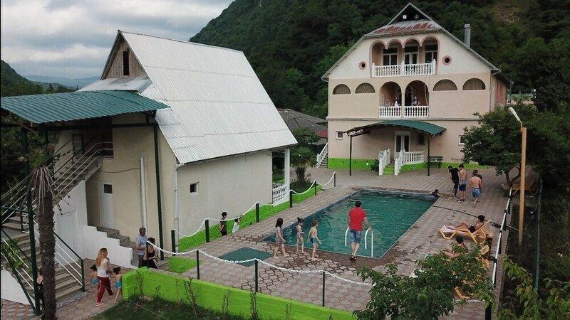 Отель Canyon