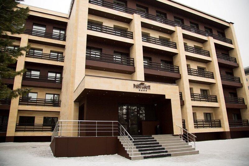 Отель Park House Kokshetau