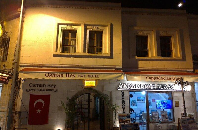Osmanbey Cave House