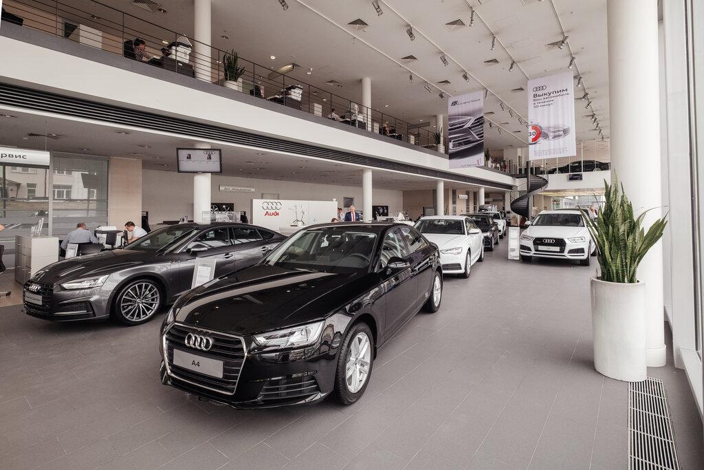 Автосалоне ауди москва официальный дилер евразийский банк кредит под залог авто
