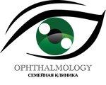 Логотип Офтальмолоджи