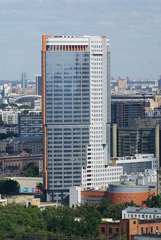 бизнес-центр — Монарх — Москва, фото №2