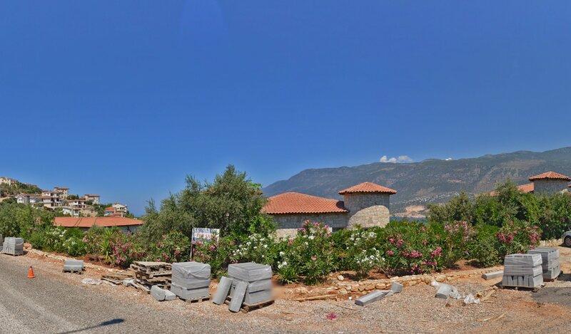 Yenikoy Villa Sleeps 8 Pool Air Con WiFi