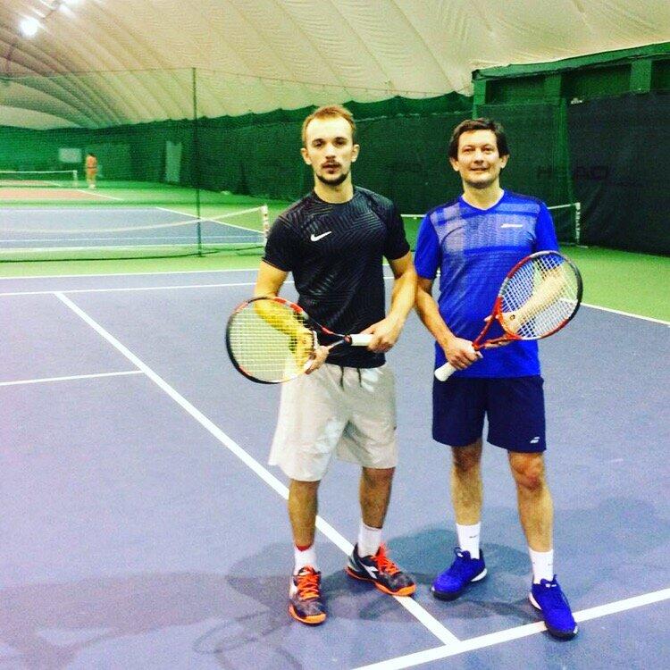 Большой теннис фотогалерея турниры в спб
