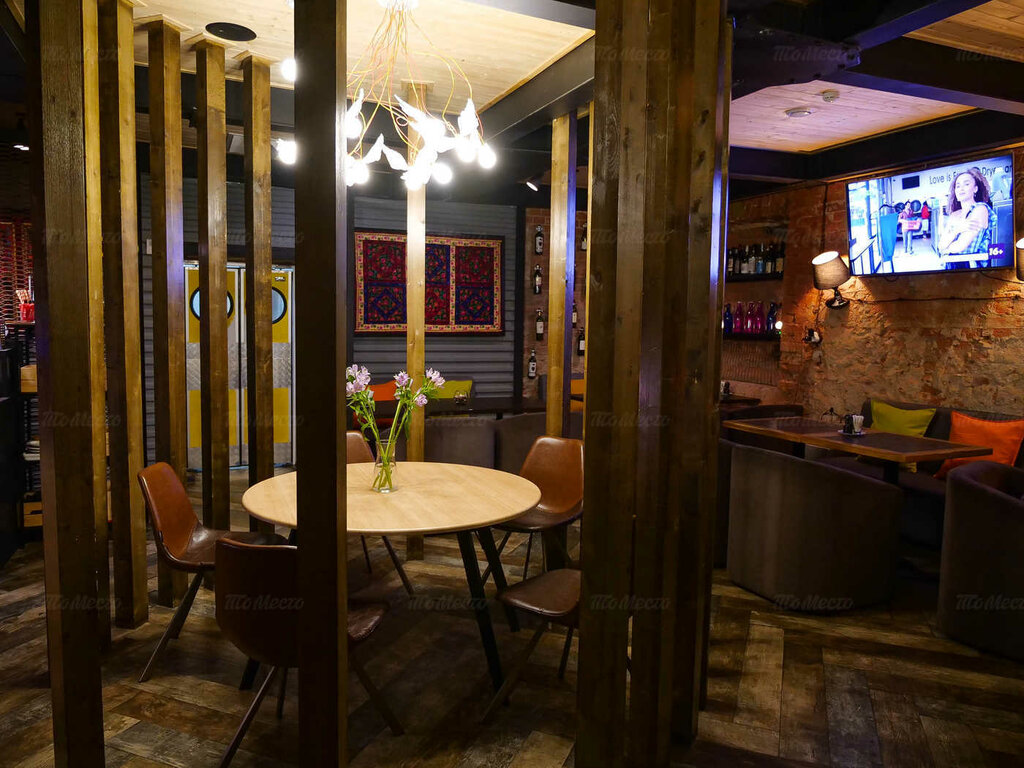 ресторан — Баррик — Москва, фото №7