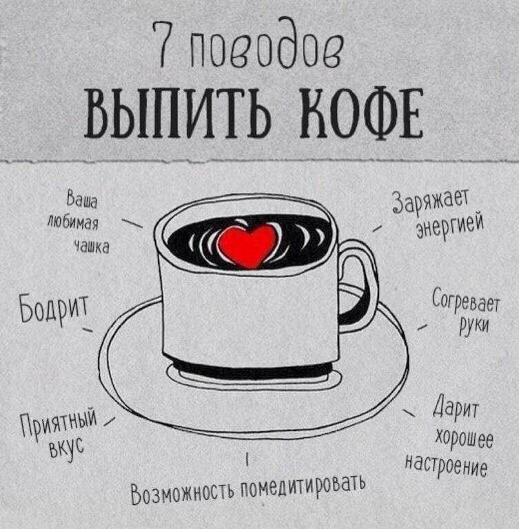 Днем, кофе будешь картинки прикольные