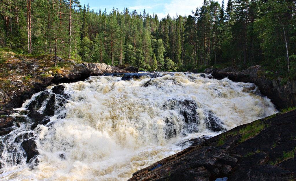 водопад — Водопад КУМИ — undefined, фото №2