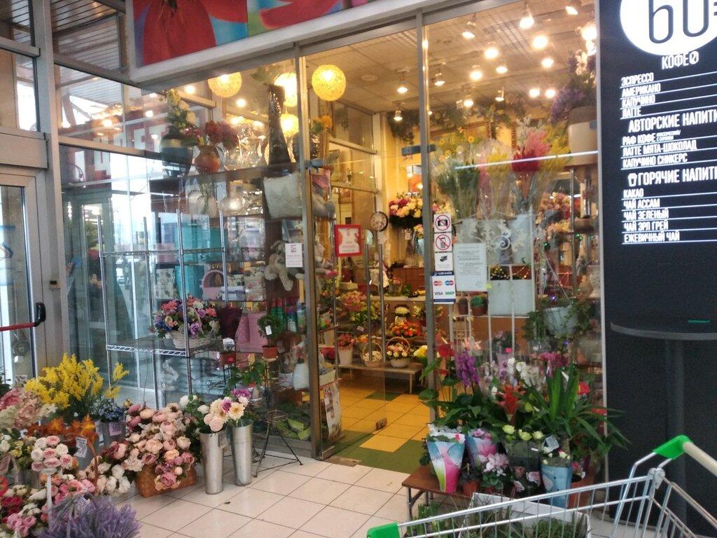 Пасечная улица магазин цветы