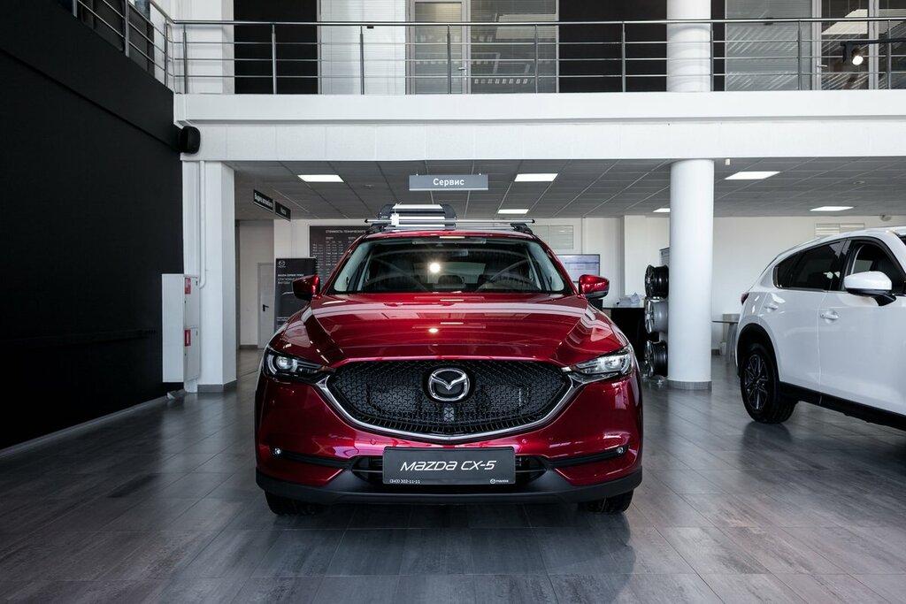 автосалон — Mazda-УТЦ — Екатеринбург, фото №2