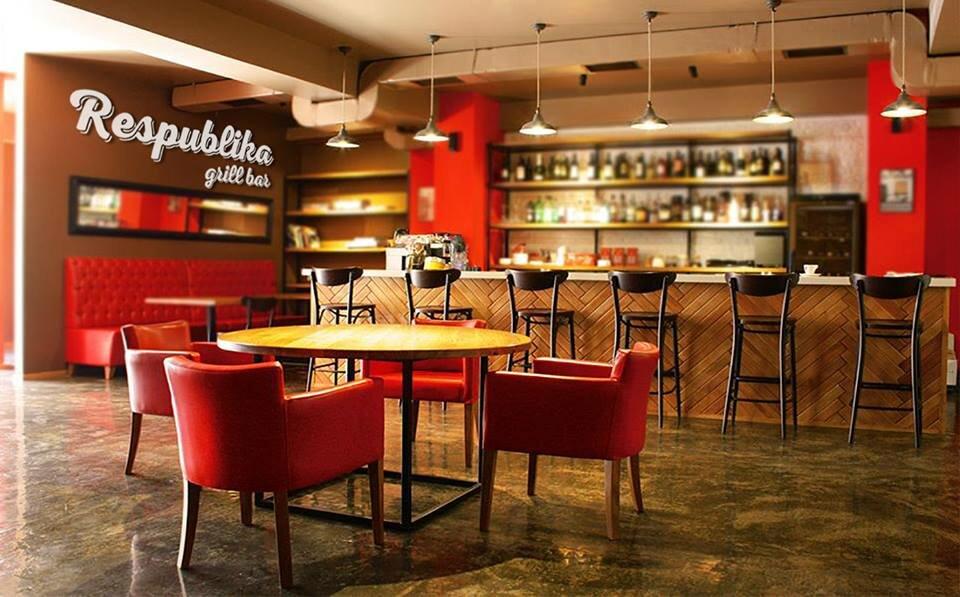 ресторан — Республика Гриль-бар — Тбилиси, фото №1
