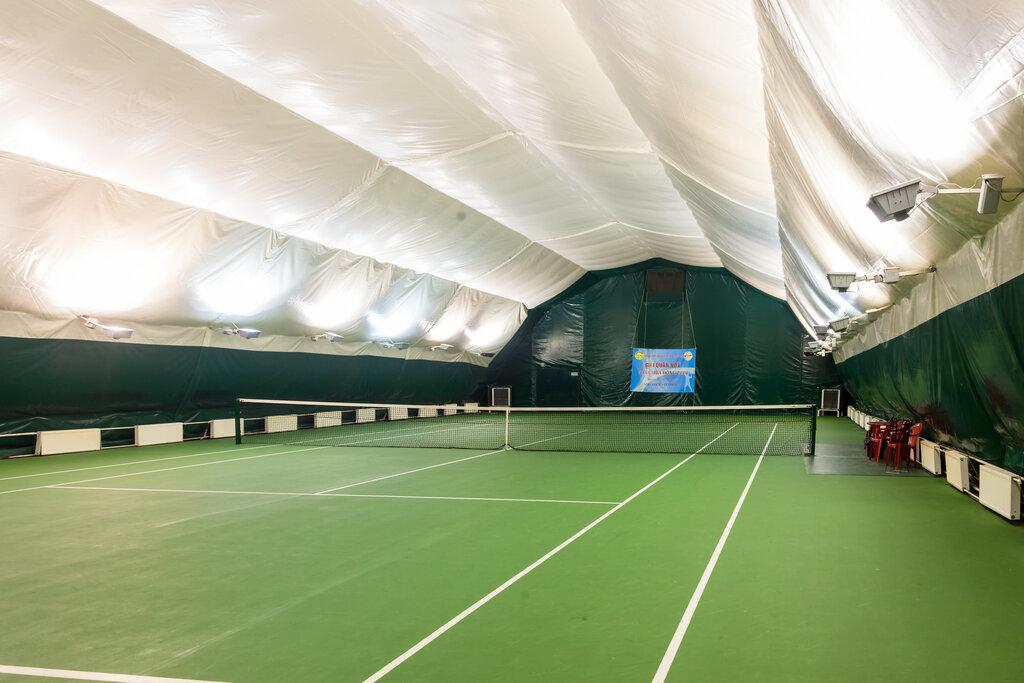 теннисный клуб — Клуб Лига — Москва, фото №4