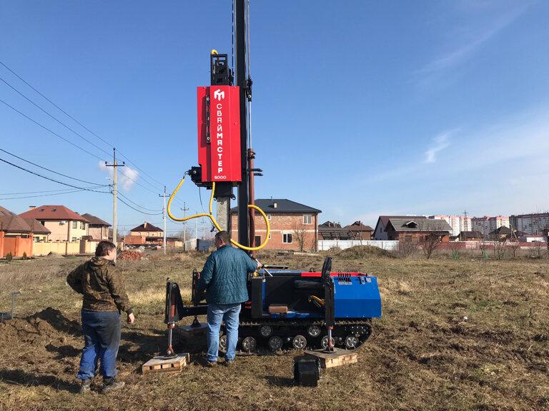 строительство дачных домов и коттеджей — ПрофРем Фундамент — Краснодар, фото №1