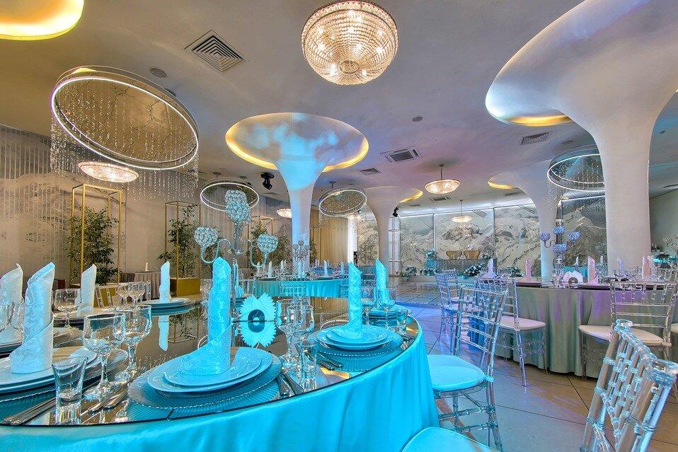 банкетный зал — Банкетный ресторан Небесный — Санкт-Петербург, фото №1