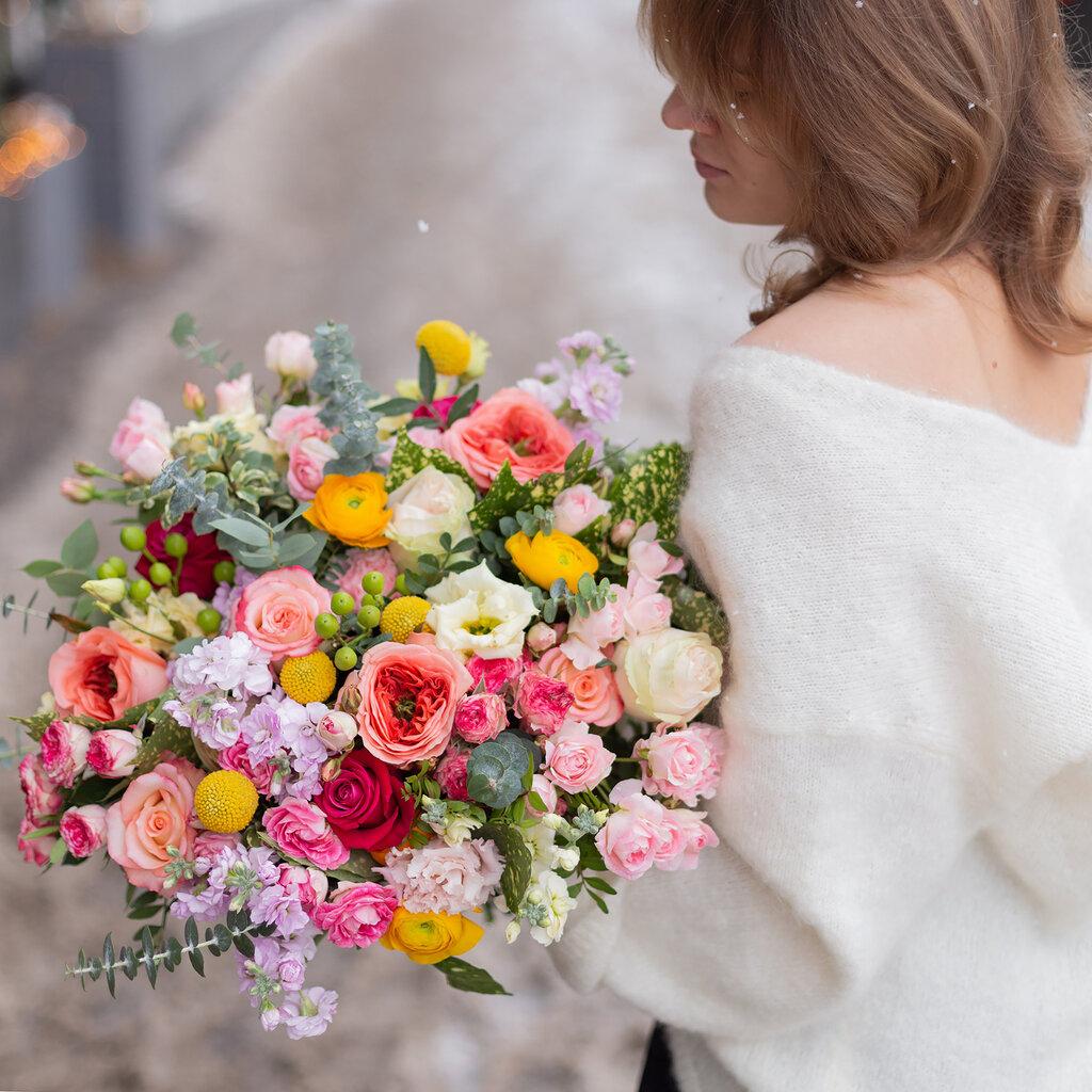 магазин цветов — Virgin's Bloom — Москва, фото №10