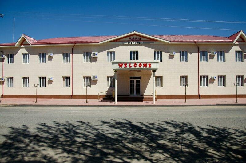 Гостиница Асем