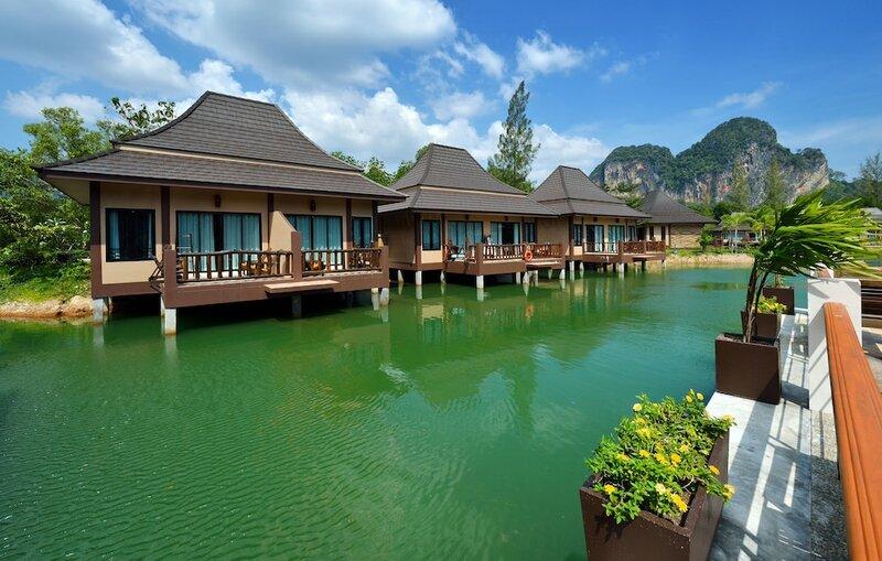 Отель Poonsiri Resort Aonang