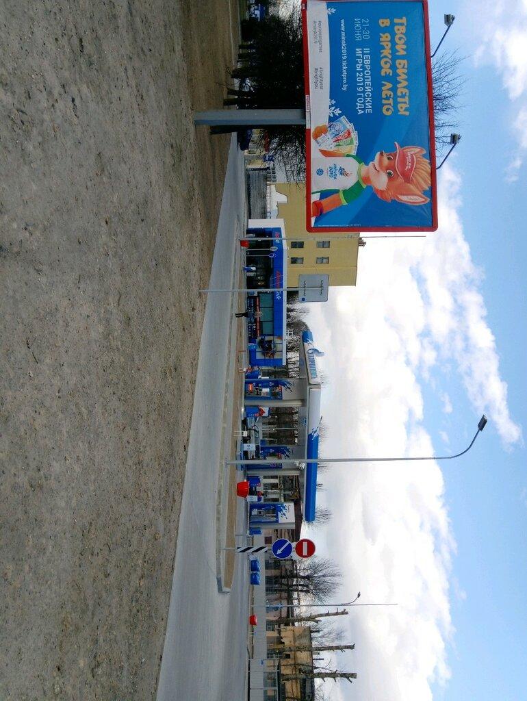 АЗС — Газпромнефть — Могилёв, фото №1