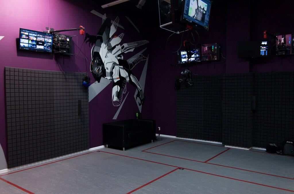 клуб виртуальной реальности — VRpoint — Москва, фото №3