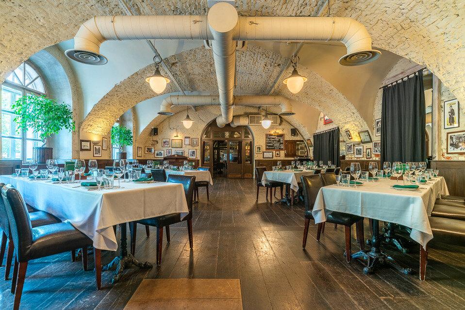 restaurant — Stroganov Steyk Khaus — Saint Petersburg, фото №7