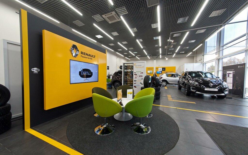 автосалон — Официальный дилер Renault Петровский Автоцентр — Мытищи, фото №3
