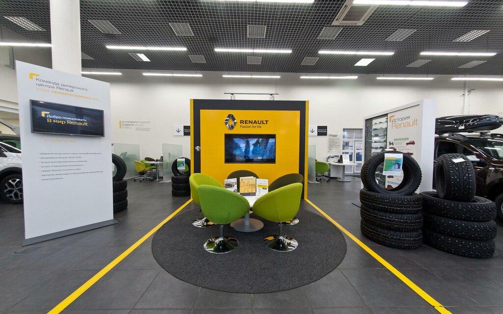 автосалон — Официальный дилер Renault Петровский Автоцентр — Мытищи, фото №9