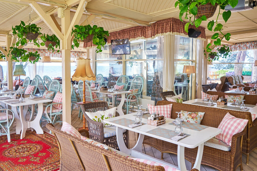 ресторан — Наша Dacha — посёлок Репино, фото №4