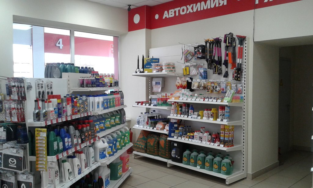 gas station construction and equipment — LuxOil-ServisBryansk — Bryansk, photo 2
