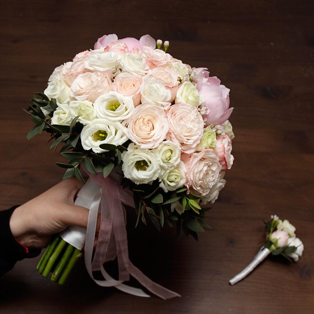 Букет невесты ярославль недорого цены