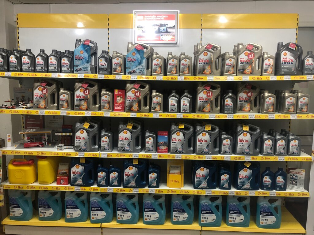магазин автозапчастей и автотоваров — Shell — Самара, фото №5